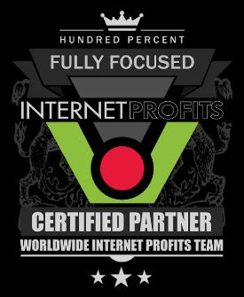 internet profits logo image