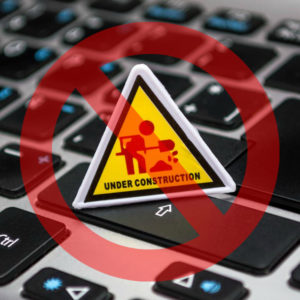 no website affiliate marketing keyboard image