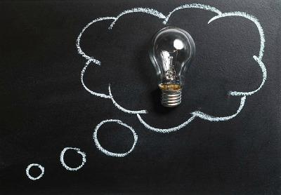 affiliate marketing without website lightbulb image
