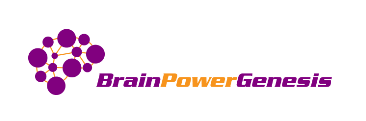 brain power genesis logo image
