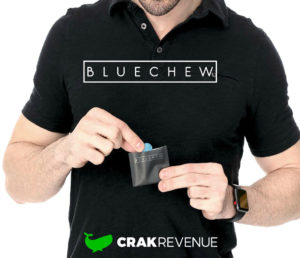 bluechew by crakrevenue logo image