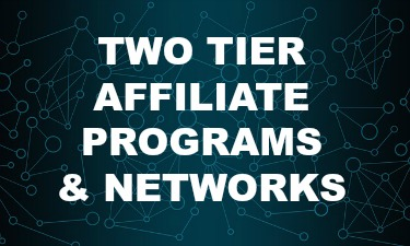two tier affiliate programs and networks image