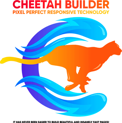 Cheetah builder pixel perfect image