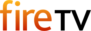 amazon fire tv logo image