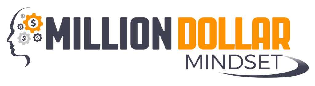 million dollar mindset PLR logo image