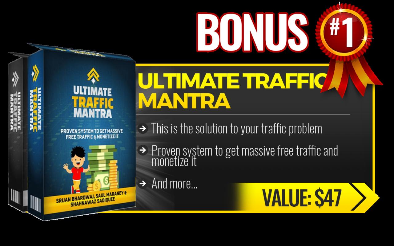 abandoned traffic marauder bonus #1 image