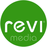 revi media network logo image