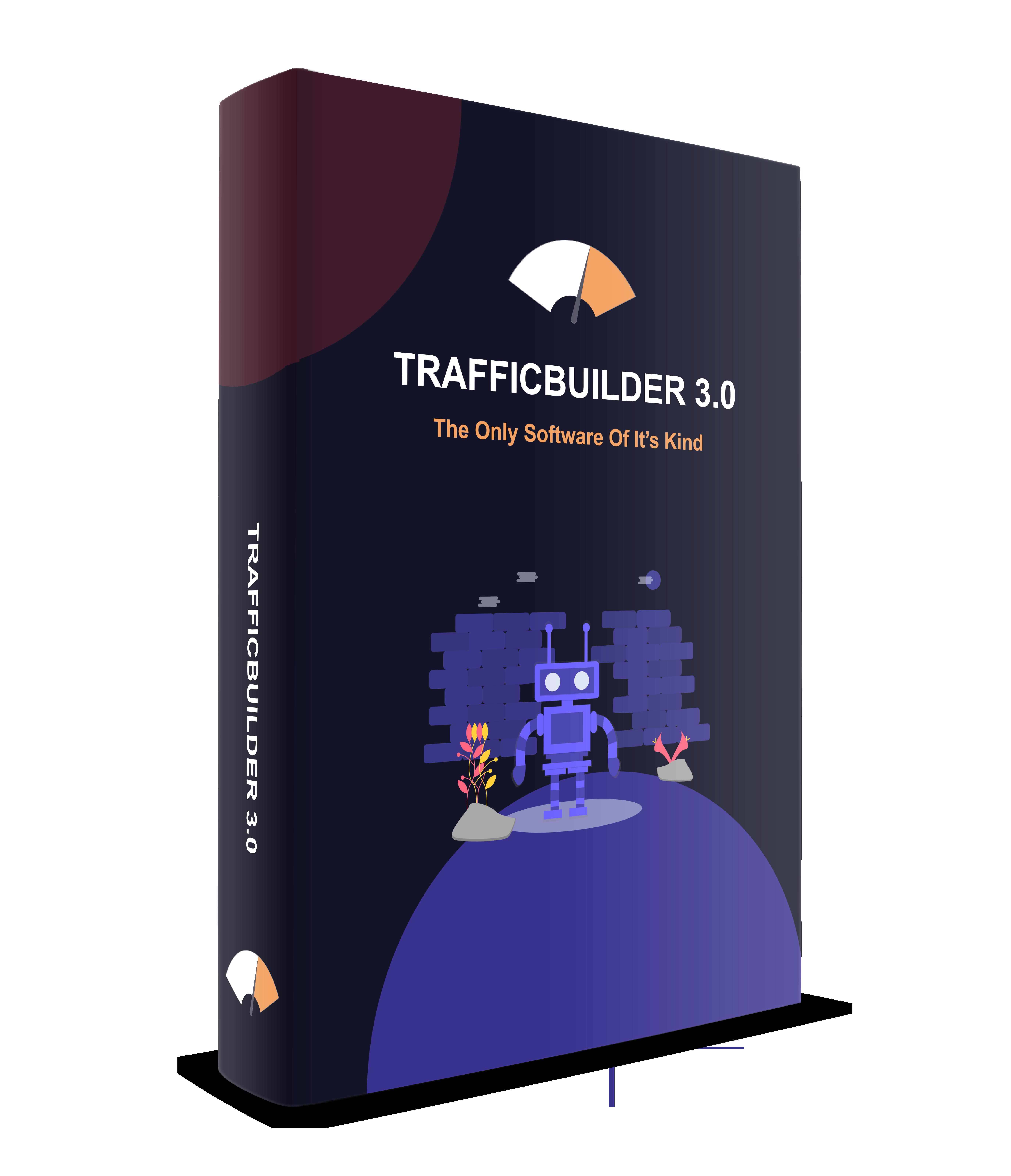 TrafficBuilder 3.0 box image