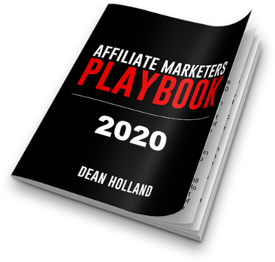 affiliate marketers playbook book image