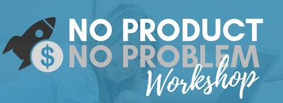 no product no problem logo image
