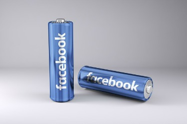 facebook battery image
