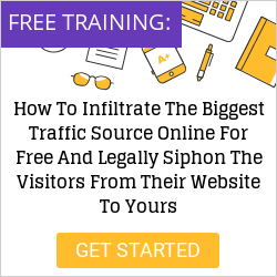 Affiliate Traffic Training image