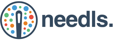 Needls. logo