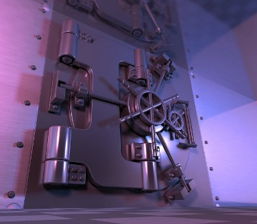 what is an affiliate program bank vault image