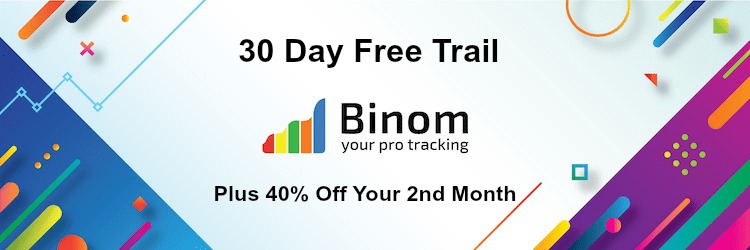 binom review 30 day free trial logo