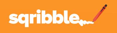 sqribble logo image