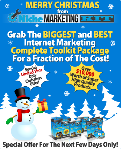 affiliate niche marketing toolkit promo image