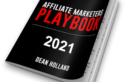 Affiliate Marketers Playbook 2021