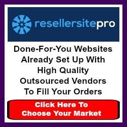 Reseller Affiliate Websites