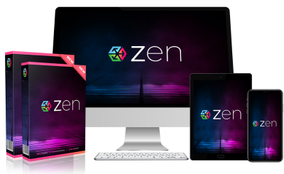 zen instagram marketing automation logo