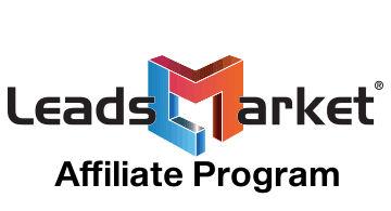 leadsmarket affiliate program logo image