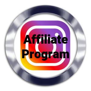 instagram affiliate program logo