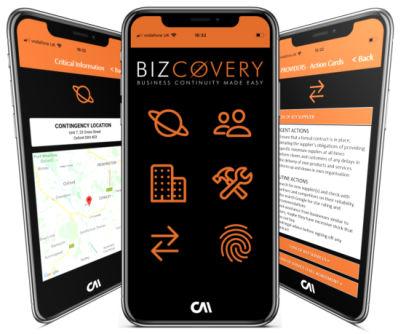 bizcovery mobile image