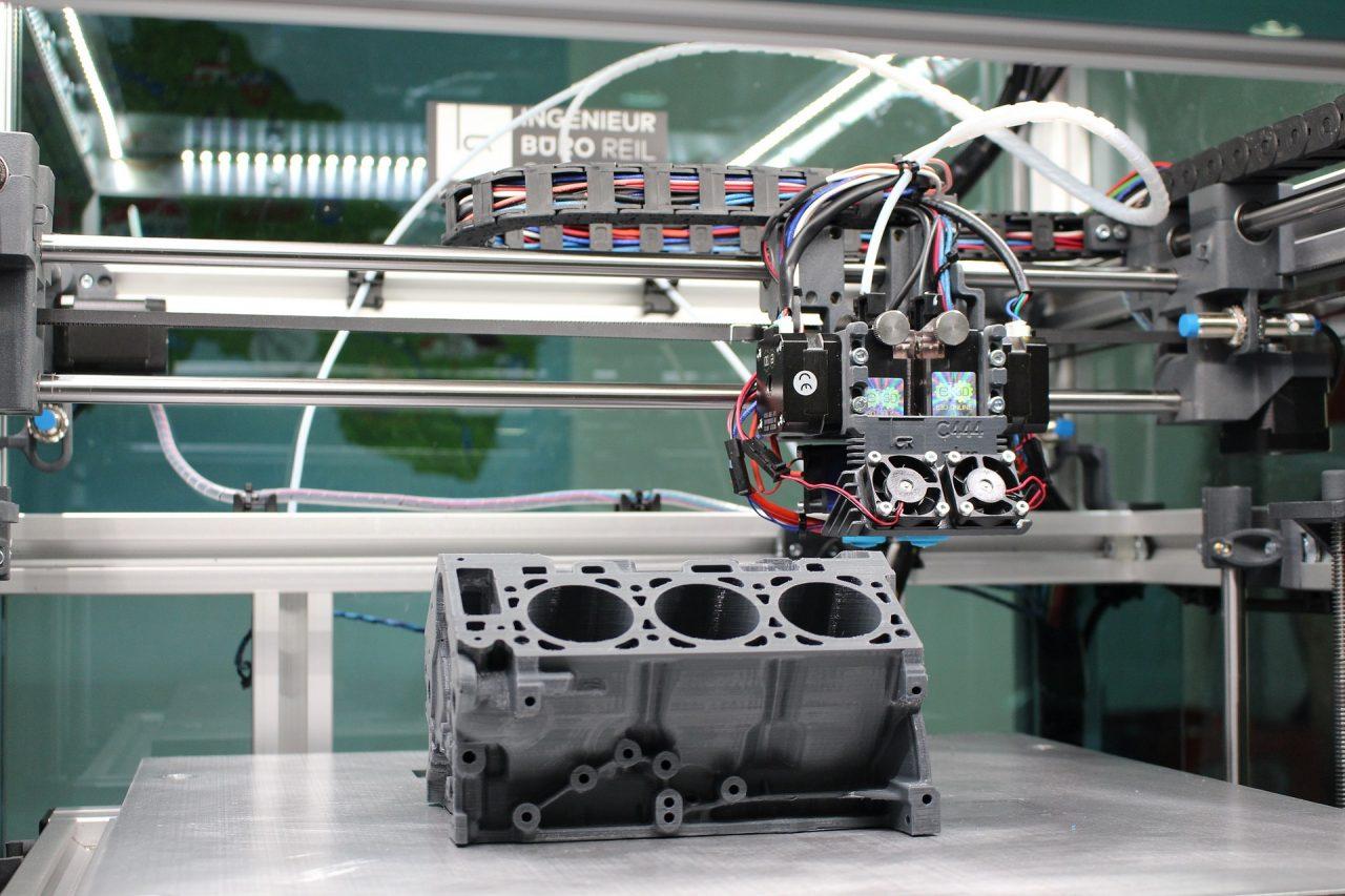 3D printing future affiliate marketing image