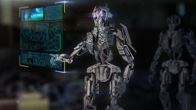 AI and robotics future affiliate markets image
