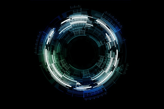 high tech image